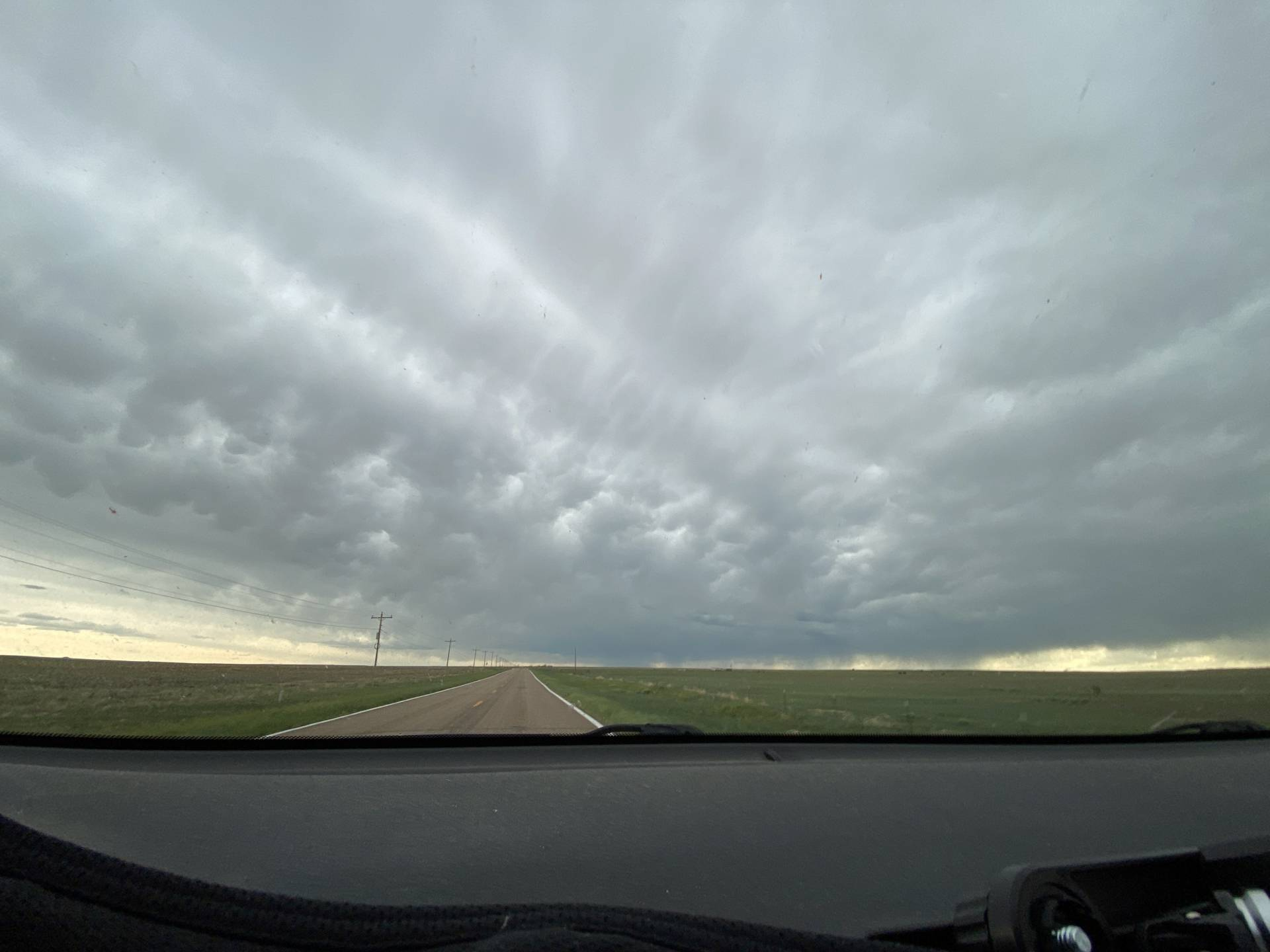 Appoaching a terrain prompted storm gathering strength in Southeast Colorado. #cowx