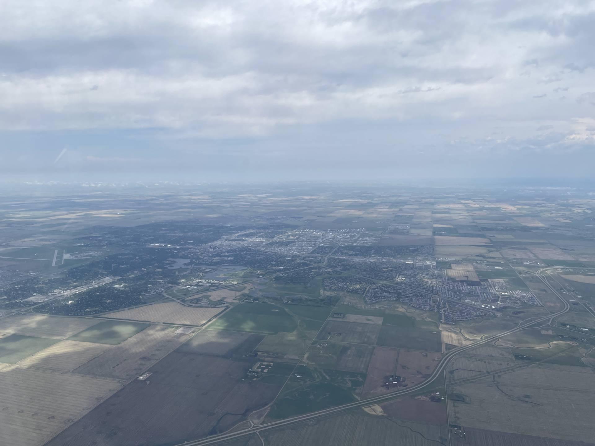 Regina, Saskatchewan!