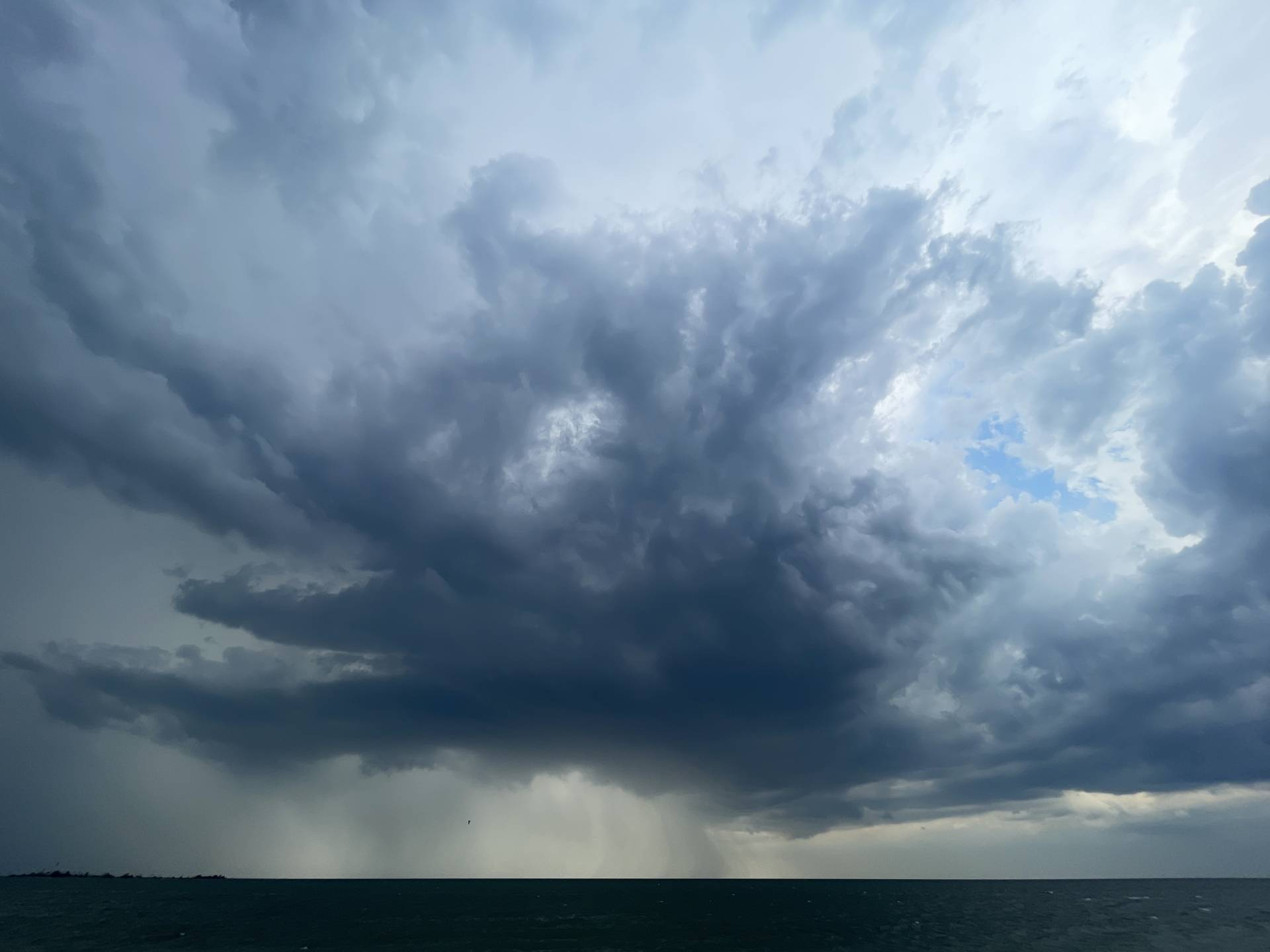 Southampton, ON 05:01 PM #ONstorm
